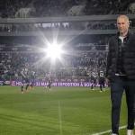 Debüt gegen La Coruna: Wie erfolgreich wird Chefcoach Zidane?
